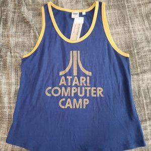 Atari Computer Camp Womens by Junkfood New